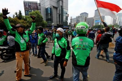 Tarif Ideal Ojek Online