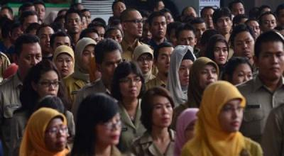 PNS Naik Gaji, Besarannya Tergantung Hasil Evaluasi Jabatan