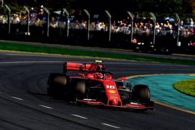 Ferrari Puas dengan Hasil Balapan Perdana Leclerc di F1 2019
