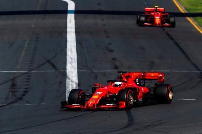 Vettel Yakin Bakal Bersaing Ketat dengan Leclerc di F1 2019