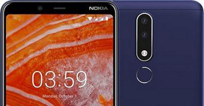 Nokia 3.1 Plus Bawa Layar 6 Inci dan Baterai Diklaim Tahan Lama