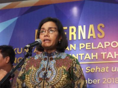 Sri Mulyani Koordinasi dengan Mendagri Tentukan Besaran Dana Kecamatan