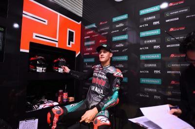 Quartararo Akui Gugup Sebelum Balapan MotoGP Qatar 2019 Berlangsung