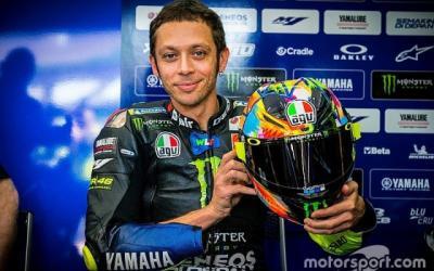 Rossi Ungkap Momen Paling Menyakitkan dalam Karier Balapnya