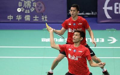 Indonesia Ungguli Singapura 2-0 di Perempatfinal Piala Tong Yun Kai 2019