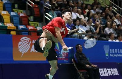 Kemenangan Shesar Bawa Indonesia Tembus Semifinal Piala Tong Yun Kai 2019