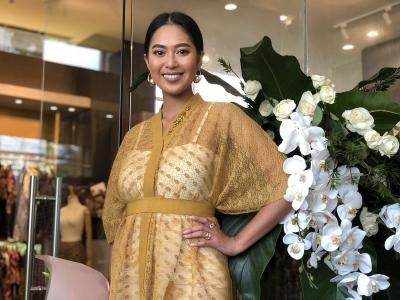 Maria Rahajeng : Sudah Saatnya Milenial Ikut Promosikan Wastra Nusantara