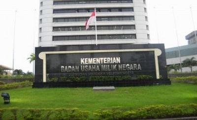 OTT Direktur Krakatau Steel, Kementerian BUMN: Kami Hormati Proses Hukum