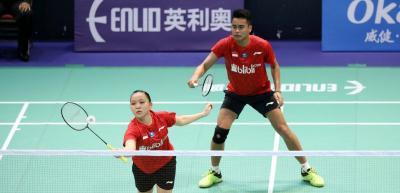 Susunan Pemain Indonesia vs Jepang di Semifinal Piala Tong Yun Kai 2019