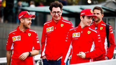 Vettel Sebut 6 Pembalap Berpeluang Jadi Juara Dunia F1 2019