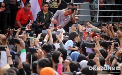 TKN Jokowi-Ma'ruf Akan <i>All Out</i> Gaet <i>Undecided Voters</i> Selama Kampanye Terbuka