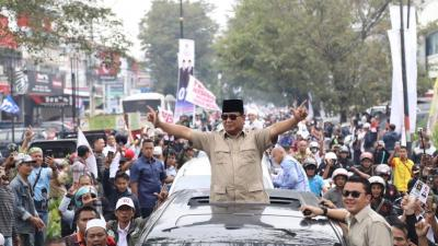 Gerindra Klaim 30% Jokowi Voters Berada di Barisan Prabowo-Sandiaga