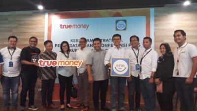 TrueMoney dan OttoPay Jalin Kerjasama, Permudah Transaksi dengan Sistem QR Code