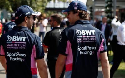 Racing Point Tak Sabar Lihat Pembalapnya Berduel