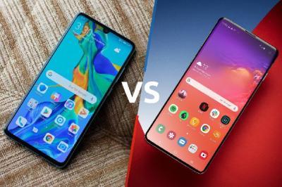 Samsung Galaxy S10 Plus vs Huawei P30 Pro, Unggul Mana?