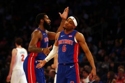 Detroit Pistons Jadi Tim Terakhir yang Lolos ke Playoff NBA 2018-2019