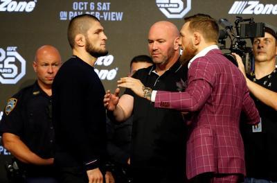 Khabib kepada McGregor: Menang Dulu, Baru Rematch
