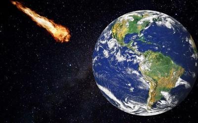 NASA dan SpaceX Kerjasama Cegah Asteroid Tabrak Bumi