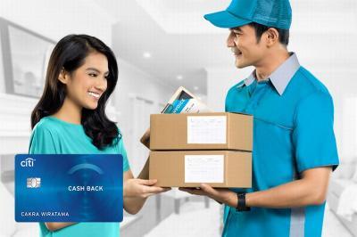 Ini 5 Keuntungan Belanja Online Pakai Kartu Kredit
