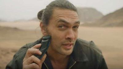 Cukur Brewok, Jason Momoa: Goodbye Khal Drogo