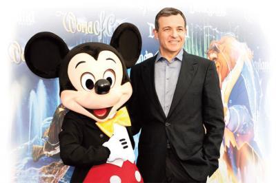 Fakta Bos Disney hingga The Fed Masuk Daftar Orang Paling Berpengaruh Dunia