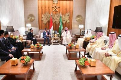 Mengejar Investasi Arab Saudi