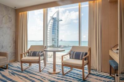 Adu Kemewahan Burj Al Arab Vs Jumeirah Beach, Hotel Paling Mewah di Dubai