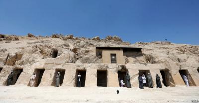 Arkeolog Temukan Makam Kerajaan Berusia 3.500 Tahun di Mesir