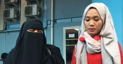 Usai Heboh Kabur, Putri Ustadz Derry Sulaiman Kini Buka Hijab