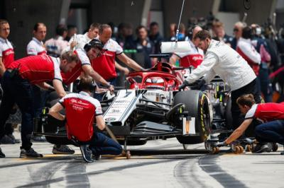 Raikkonen Minta Alfa Romeo Lebih Siap Hadapi Pekan Balapan