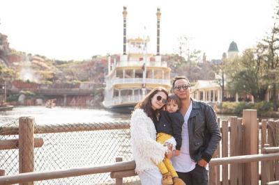 Ringgo Agus Rahman dan Sabai Rencanakan Anak Kedua Tahun Ini