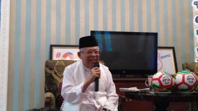 Kartini di Mata Ma'ruf Amin: Dia Kejar Kiai Sholeh untuk Belajar Alquran