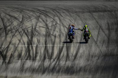 Brivio Senang Lihat Persaingan Sehat Suzuki dan Yamaha di COTA