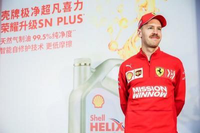 Merasa Tersudut, Vettel Akui Kesal dengan Pemberitaan Team Order Ferrari