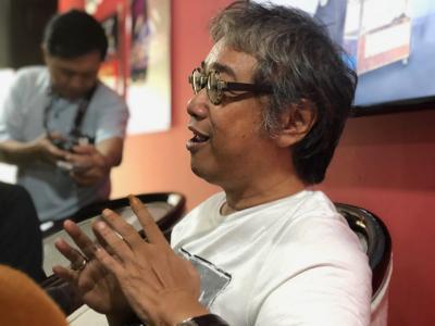 Butet Kartaredjasa Optimis Kebudayaan Indonesia Tak Lagi Jadi 'Ban Serep'