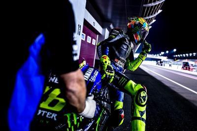 Yamaha Lakukan Pembaruan, Rossi Optimis Tatap MotoGP Spanyol 2019