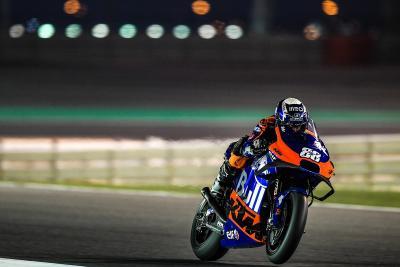 Oliveira Lega Tak Alami Kendala untuk Adaptasi dengan KTM di MotoGP