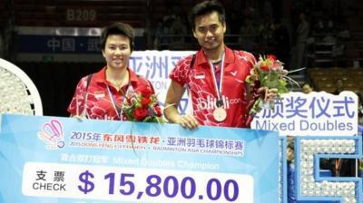5 Ganda Campuran Terakhir Indonesia yang Kampiun Kejuaraan Bulu Tangkis Asia