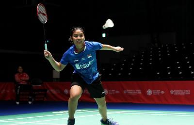 Dua Tunggal Putri Indonesia Melenggang ke 16 Besar Kejuaraan Bulu Tangkis Asia 2019