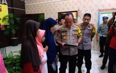 2 Anggota Polda Jabar yang Gugur saat Amankan Pemilu 2019 Naik Pangkat