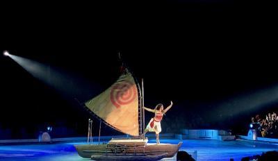 Moana dan Toy Story Hadir di Ulang Tahun ke-90 Mickey Mouse di Jakarta