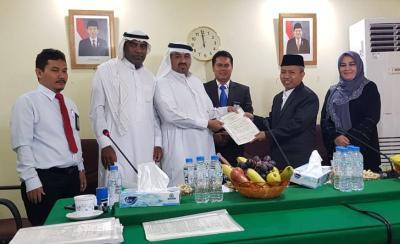 Layani Transportasi Jamaah Haji, 8 Perusahaan Transportasi Arab Saudi Teken Kontrak