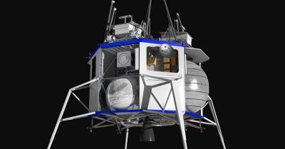 Jeff Bezos Siapkan 'Blue Moon' untuk Misi Luar Angkasa di 2024