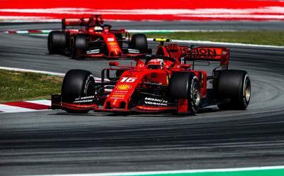Ferrari Yakin Bisa Kejar Mercedes di Sisa Balapan F1 2019