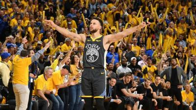 Tekuk Blazers 114-111, Warriors Unggul 2-0 di Final Wilayah Barat