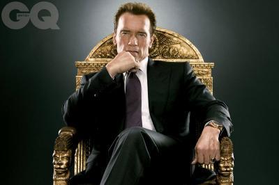 Reaksi Arnold Schwarzenegger Saat Ditendang Pria Tak Dikenal