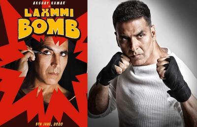 Transformasi Akshay Kumar sebagai Transgender dalam Laxmi Bomb