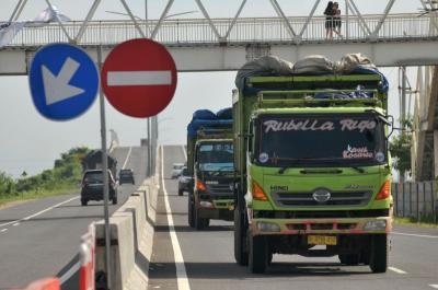 Bekas Gerbang Tol Cikarang Utama Bakal Jadi Jembatan Timbang Truk Cs