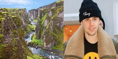 Gara-Gara Justin Bieber, Islandia Terpaksa Tutup Satu Objek Wisata