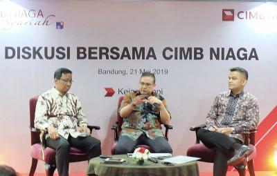 CIMB Niaga Syariah Raup Laba Rp236 Miliar pada Kuartal I-2019
